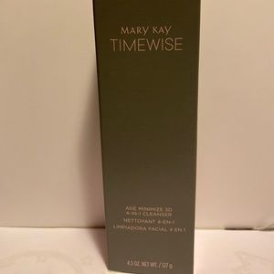 Mary Kay timewise 3D Facial cleanser